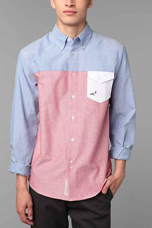 Staple Newbold Oxford Shirt