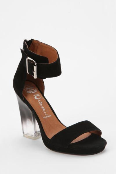 Jeffrey Campbell Soiree Gradient Heeled Sandal