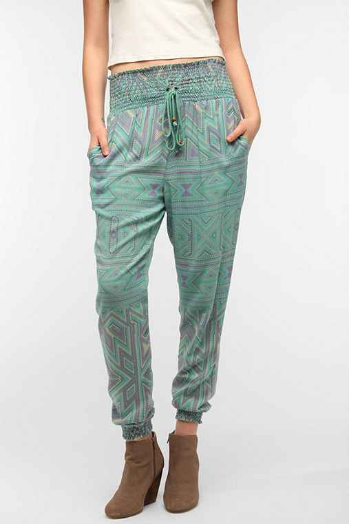 6 Shore Road High-Rise Beach Pant