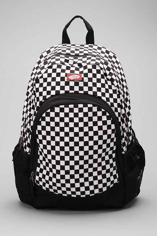 Vans Van Doren Checker Backpack