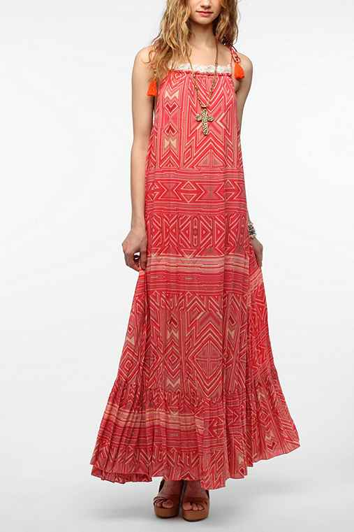 6 Shore Road Monsoon Maxi Dress