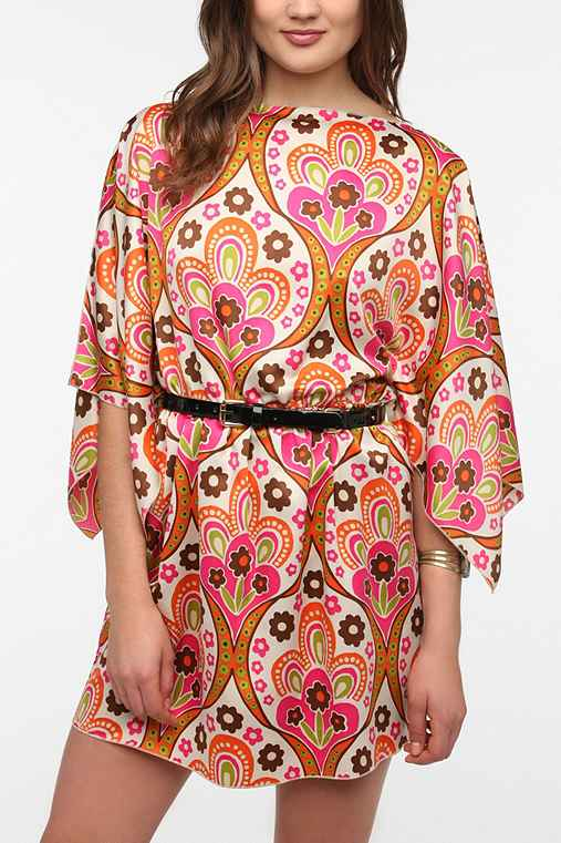 Urban Renewal Kimono Mini Dress