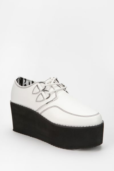 Y.R.U. Kreep Lace-Up Creeper