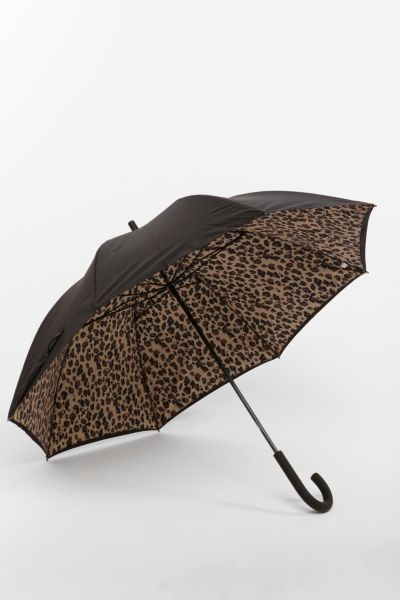 Cheetah Lotus Umbrella