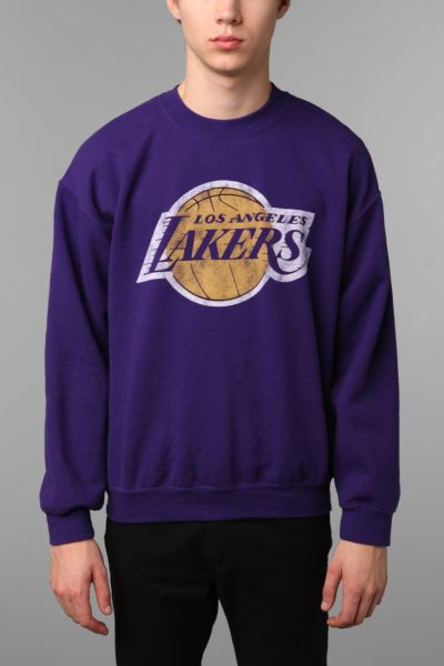 Lakers Pullover Sweatshirt