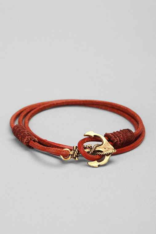 Profound Aesthetic Emancipated Anchor Bracelet