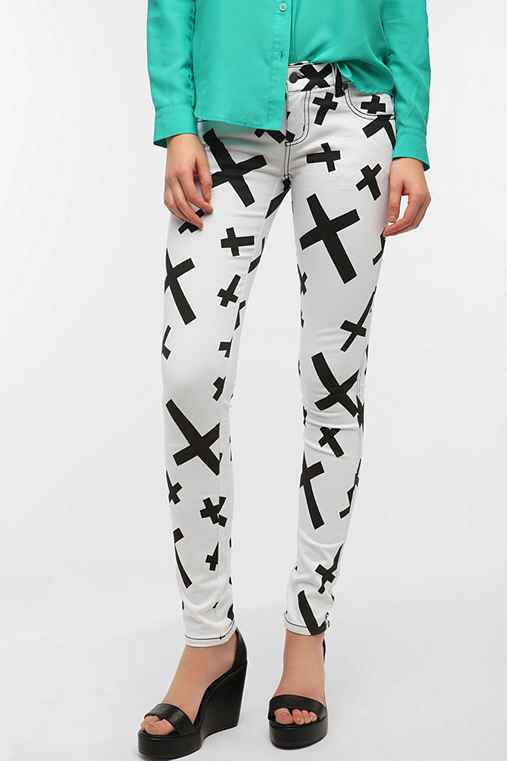 Tripp NYC Cross Skinny Jean
