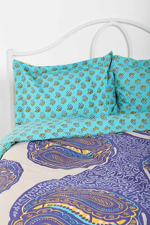 Magical Thinking Paisley Harmony Reversible Sham - Set Of 2