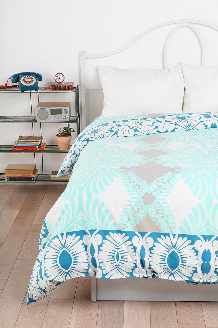 Magical Thinking Vine Flourish Duvet Cover Urban Outfitters