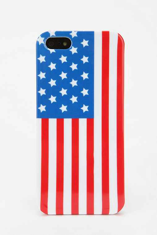UO Flag iPhone 5/5s Case