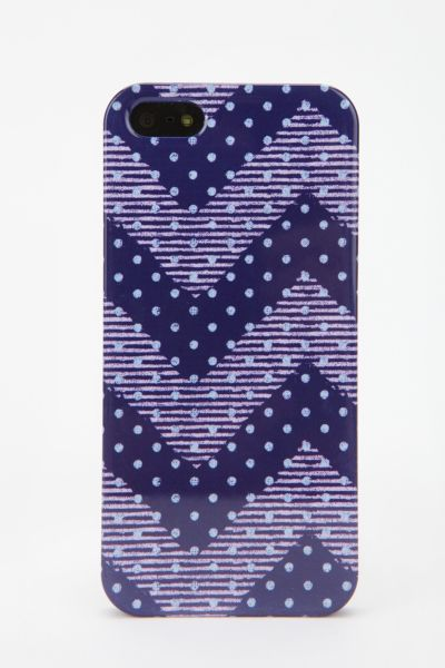 UO Chevron iPhone 5 Case