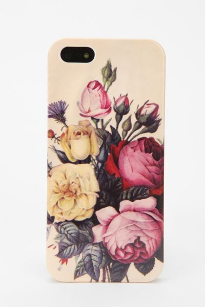 UO Rose iPhone 5 Case