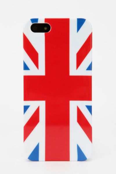 UO Union Jack iPhone 5 Case