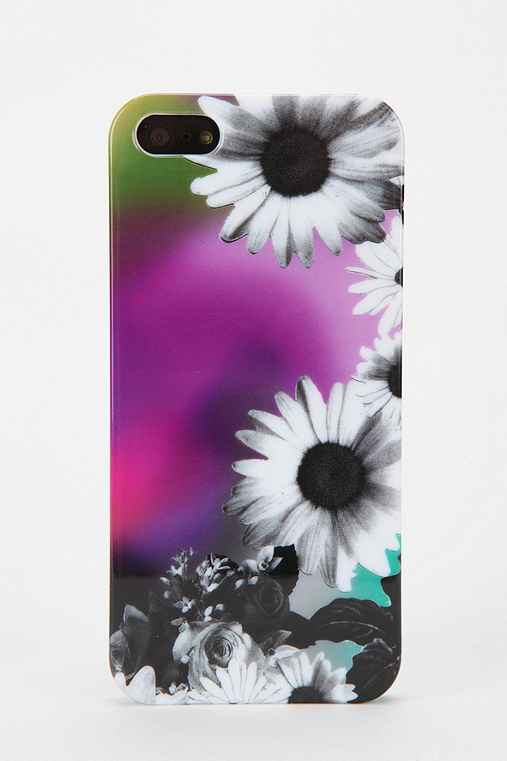 UO Crazy Daisy iPhone 5/5s Case