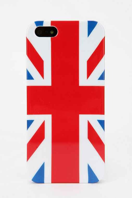 UO Union Jack iPhone 5/5s Case