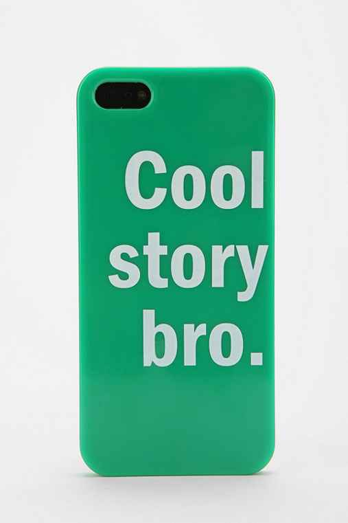 UO Cool Bro iPhone 5/5s Case