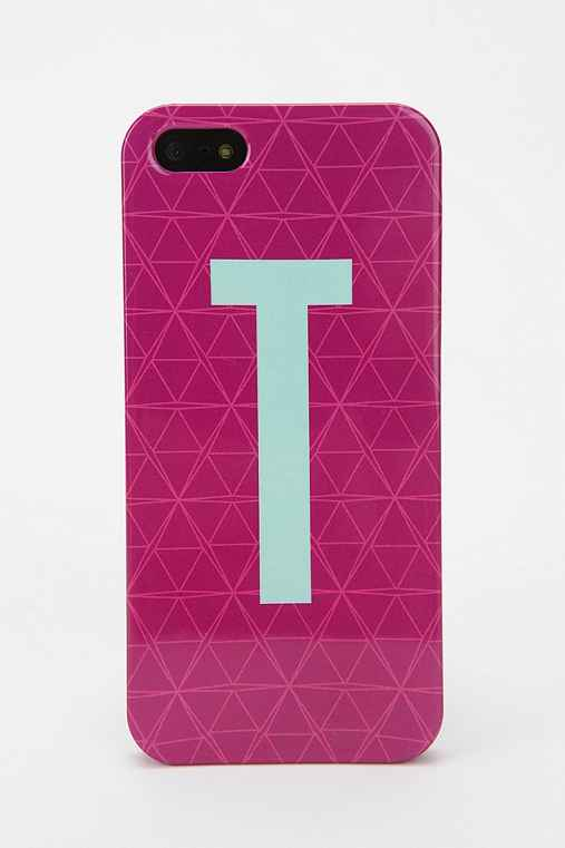 Monogram iPhone 5/5s Case