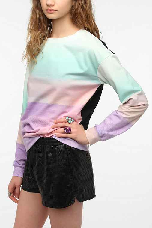 Family Pastel Shades Sweatshirt