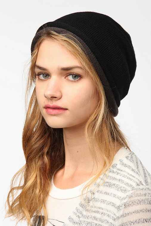 Grace Hats Rolled Beanie
