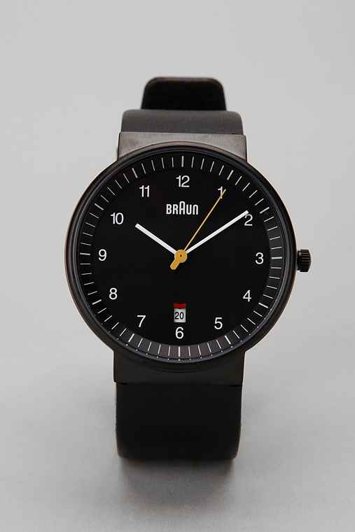 Braun Date Watch