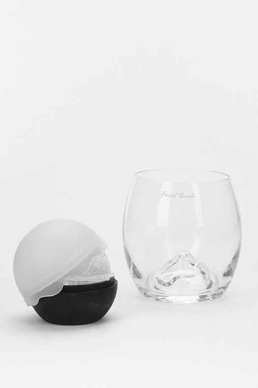On The Rocks Ice Ball Glass