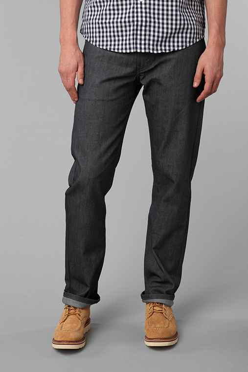 Levi's 504 Rigid Grey Jean