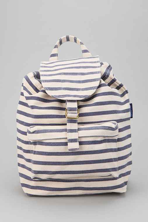 BAGGU Sailor Stripes Backpack