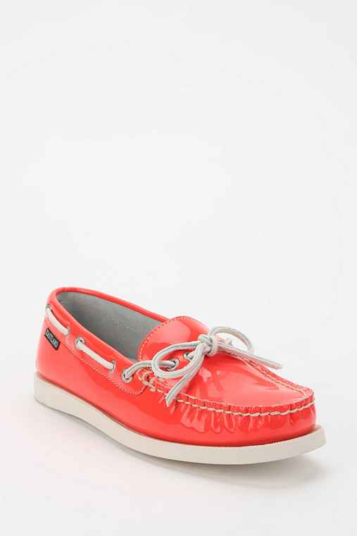 Eastland Yarmouth Patent Boat Shoe