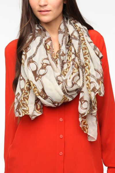 UO Chains Scarf