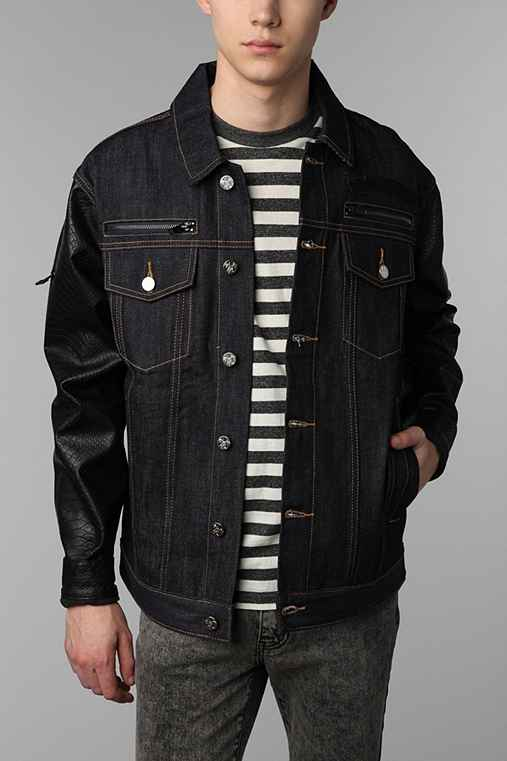 Black Apple Frazier Denim Jacket