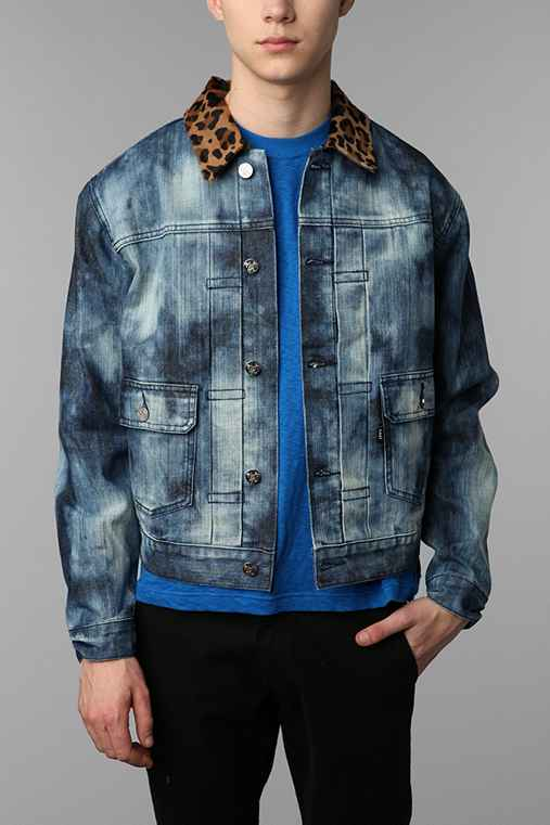 Black Apple Spreewell Denim Jacket