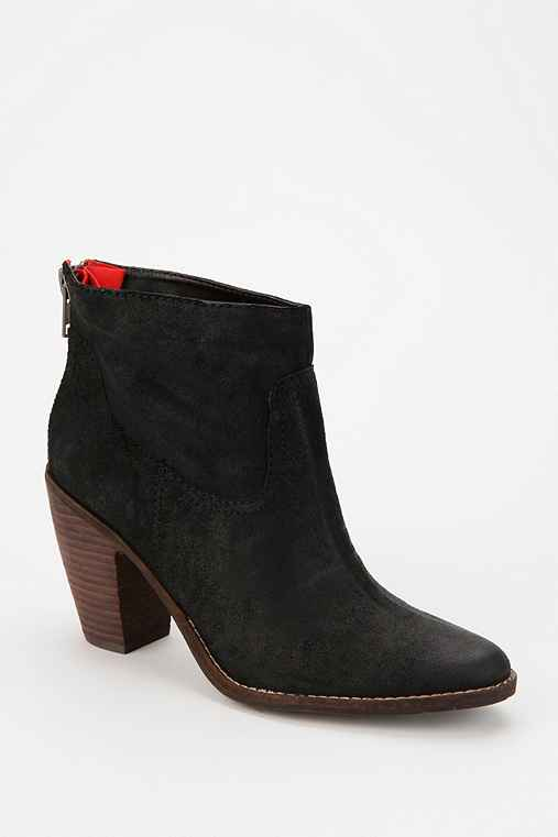 DV By Dolce Vita Ciaran Back-Zip Ankle Boot
