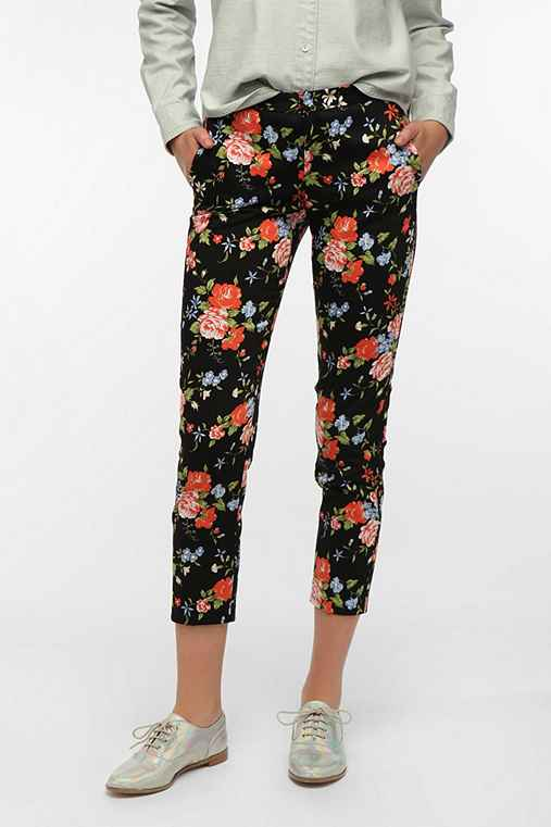 Pins And Needles Floral Print Pant