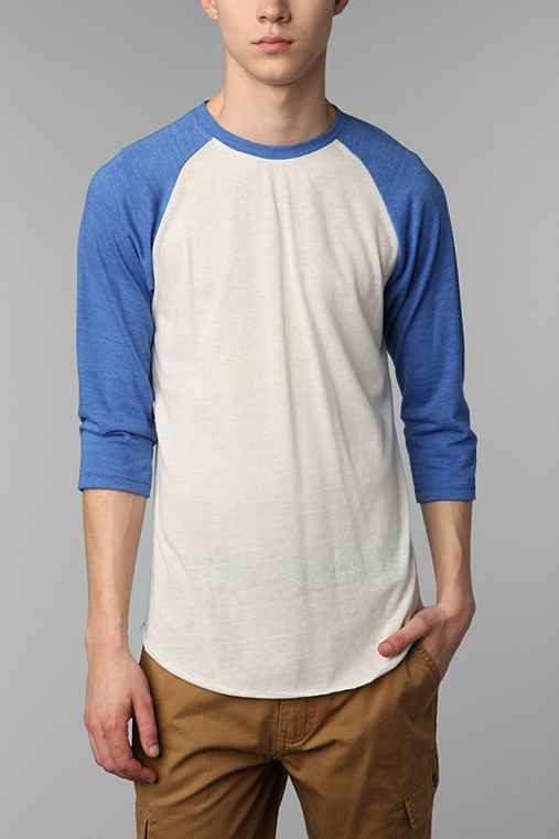 Alternative Raglan Baseball Tee