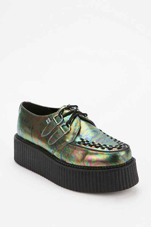 T.U.K. Oil Slick Mondo Creeper