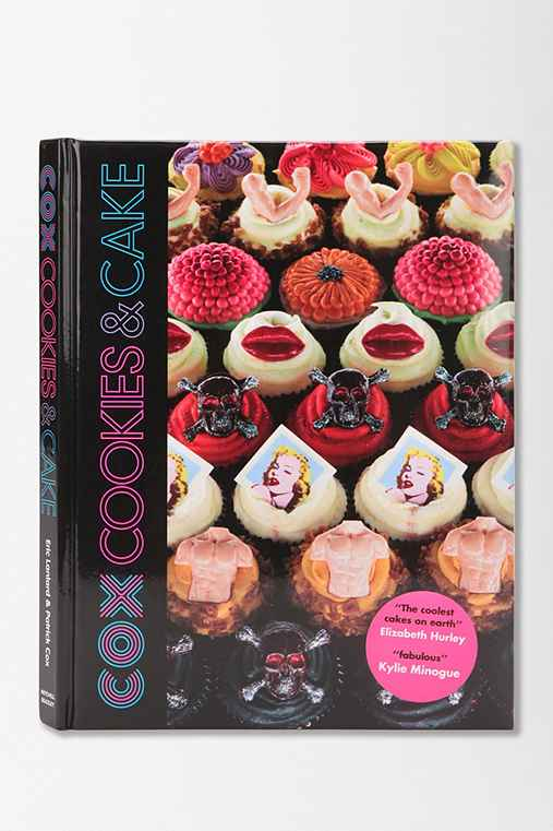 Cox, Cookies, And Cake By Patrick Cox & Eric Lanlard