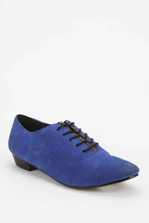 Y.R.U. Lace-Up Oxford