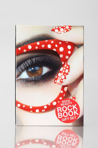 Nail Rock Beauty Rock Book