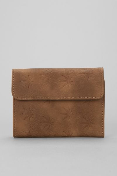 Hester St. Trading Co. Fold-Over Wallet