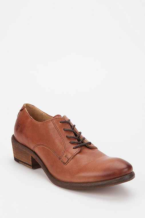 Frye Classic Lace-Up Oxford