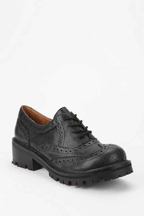 Jeffrey Campbell Carnaby Lace-Up Oxford