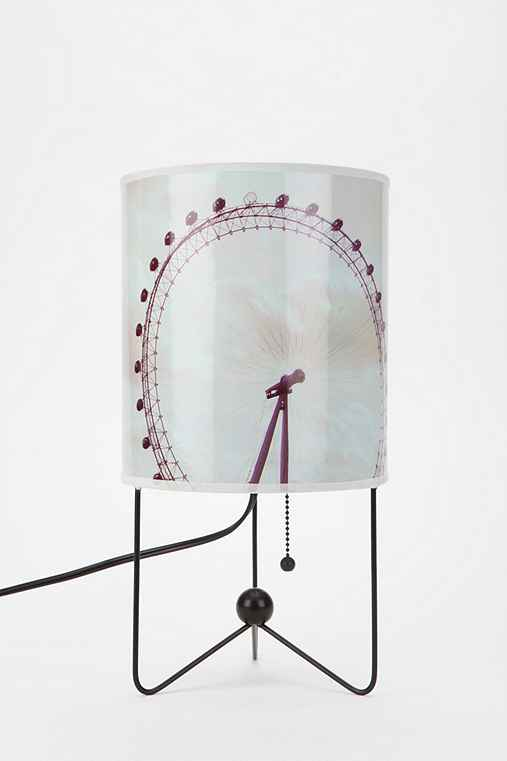 Ferris Wheel Desktop Lamp