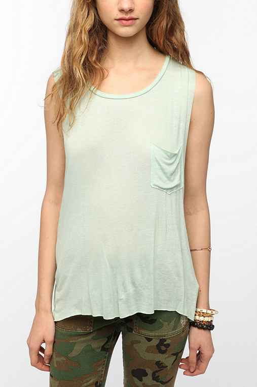 Daydreamer LA Pocket Muscle Tee