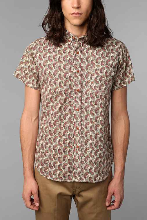 OBEY Chelsea SS Woven Shirt