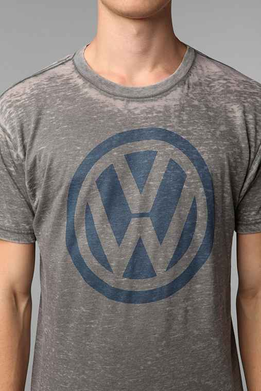 VW Logo Burnout Tee