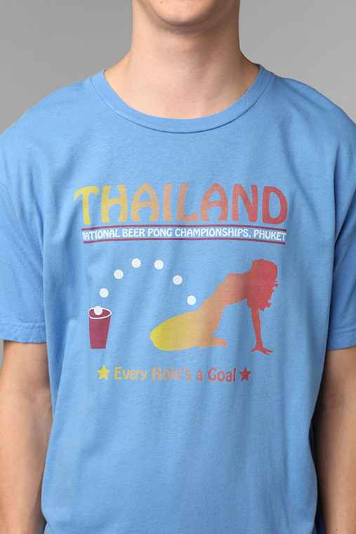 Thailand Ping Pong Tee