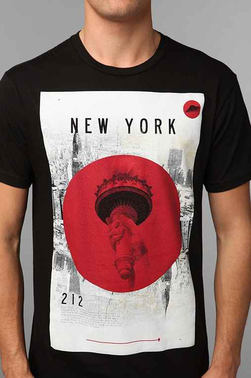 Rook New York City Tee