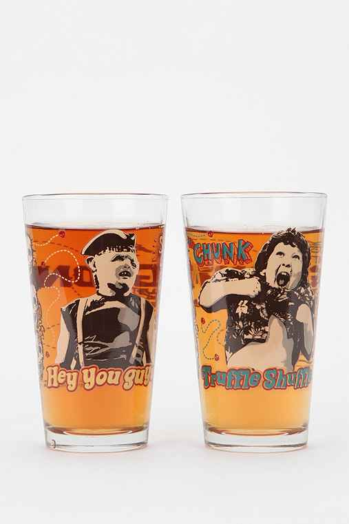 Movie Pint Glass - Set Of 2