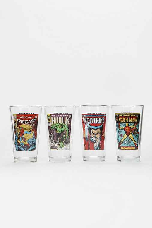 Collector's Pint Glass - Set Of 4