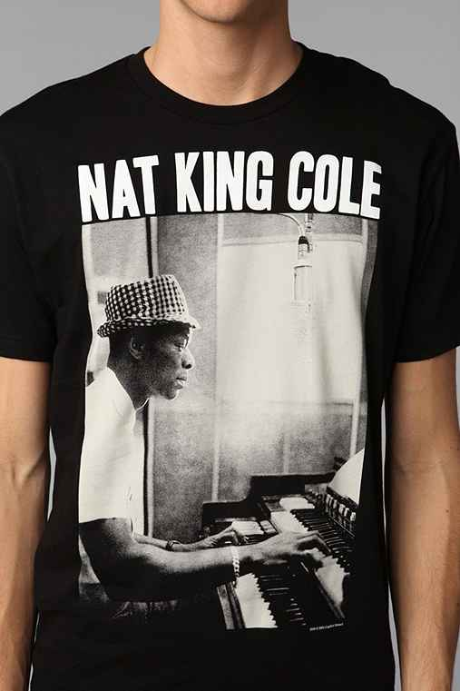 Nat King Cole Tee